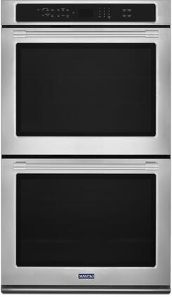 Maytag  MEW9630FZ Double Wall Oven Stainless Steel, Main Image
