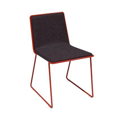 Bleecker Collection 100-BT-23-C-R-CUZ30 Chair in Dark Grey &