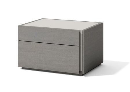 Sintra Collection 17554-NSR 27″ Right Nightstand with Concealed Drawer Handles  Blum Hardware and Hand-Crafted in