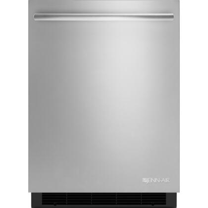 Jenn-Air  JUR24FRERS Compact Refrigerator Stainless Steel, JUR24FRERS EURO-STYLE 24-INCH UNDER COUNTER REFRIGERATOR
