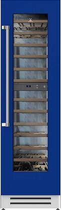 Hestan  KWCR24BU Wine Cooler 51-75 Bottles Blue, 1