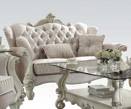 Acme Furniture Versailles 52106 Loveseat Beige, Loveseat