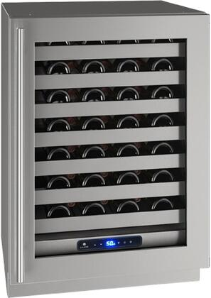 U-Line 5 Class UHWC524SG01A Wine Cooler 26-50 Bottles Stainless Steel, Main Image