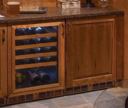 Perlick Signature 1443786 Beverage Center Panel Ready, 1
