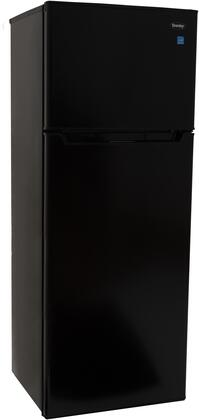Danby  DPF073C2BDB Top Freezer Refrigerator Black, Main Image