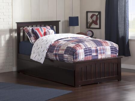 Atlantic Furniture AR8726XXX Bed Brown, 1