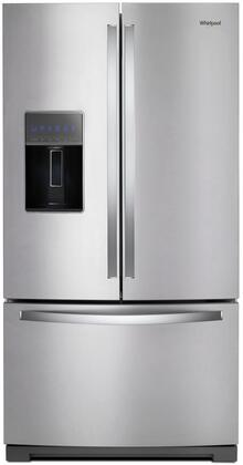 Whirlpool WRF767SDHZ 27 Cu. Ft. Stainless French Door Refrigerator