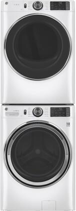 GE  1333043 Washer & Dryer Set White, 1