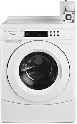 Whirlpool CHW91 Commercial Washer White, 1