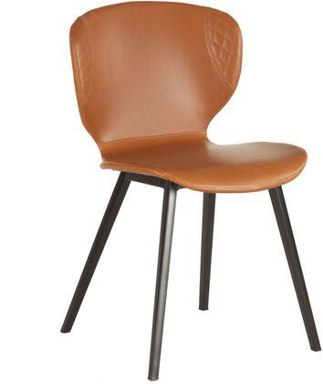 World Interiors Hudson ZWDCHARTNB2X Dining Room Chair, ZWDCHARTNB Front