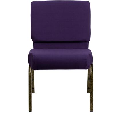 Flash Furniture Hercules FDCH02214GVROYGG Accent Chair Purple, FDCH02214GVROYGG front