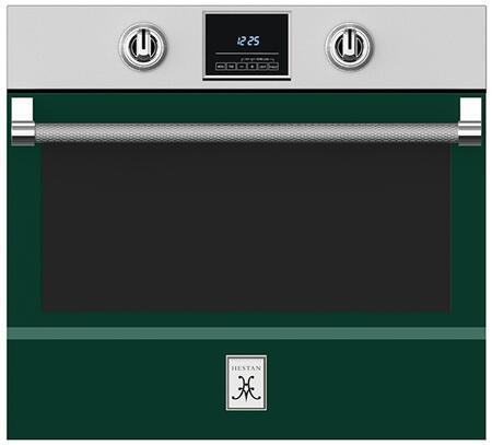 Hestan  KSO30GR Single Wall Oven Green, 1