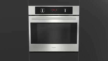 Fulgor Milano 400 Series F4SP30S1 Single Wall Oven Stainless Steel, Main Image