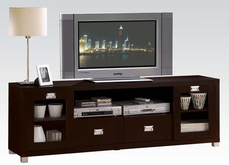 Acme Furniture  06365 52 in. and Up TV Stand Brown, 1