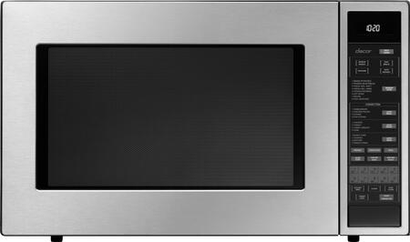 "Dacor Professional DCM24S Built-In Microwave Stainless Steel, DCM24S 24"" Heritage Series Convection Microwave"