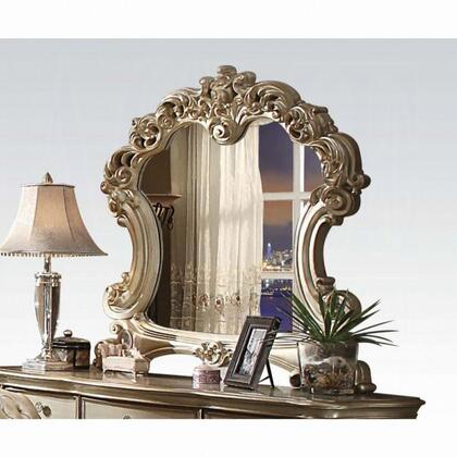 Acme Furniture Vendome 23004 Mirror Gold, Front View