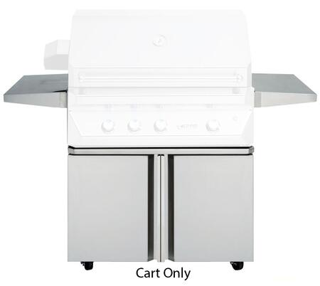 Twin Eagles TEGB36B Grill Cart Stainless Steel, Cart Only