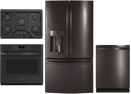 GE Profile  1132450 Kitchen Appliance Package , main image