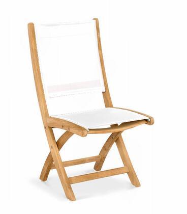 Douglas Nance Riviera DN6156 Patio Chair White, DN6156 Main Image