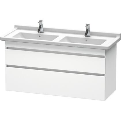 Duravit DuraStyle DS649001818 Sink Vanity , DS649001818 Duravit White Matt Front White Matt Body