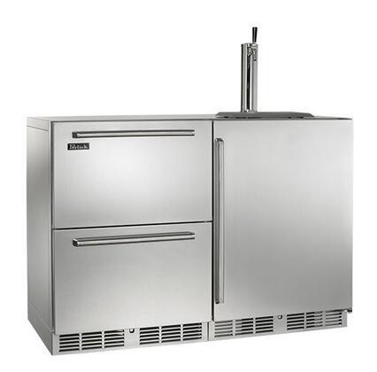 Perlick  HP48RTO51R1 Beer Dispenser Stainless Steel, 1