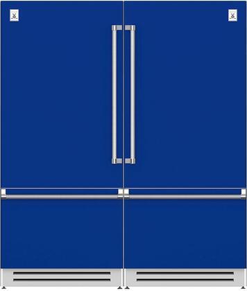 Hestan  916501 Refrigerator Pairs Blue, 1