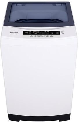 MCSTCW30W4 24″ Compact Top Load Washer with 3 cu. ft. Capacity  3 Temperature Levels  6 Wash Cycles  in