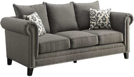 Coaster Emerson Collection 504911 86 5 Inch Sofa With