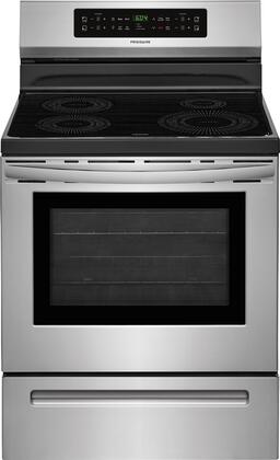 Frigidaire  FFIF3054TS Freestanding Electric Range Stainless Steel, Main Image