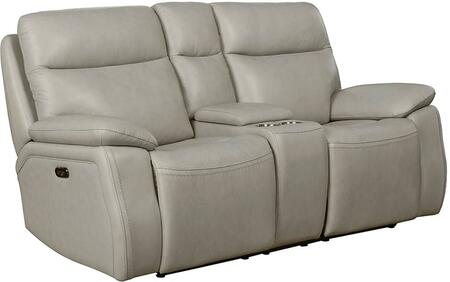 Micah Collection 24PH3628370881 78″ Power Reclining Loveseat with Console and Power Head Rests in Venzia