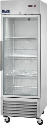 Arctic Air AGR23 Reach-In Refrigerator Stainless Steel, Main Image