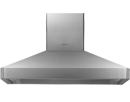 Dacor Professional DHW482 Wall Mount Range Hood Stainless Steel, Front View