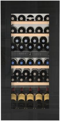 Liebherr  HWGB5100 Wine Cooler 51-75 Bottles Black, HWGB5100 Built-in Wine Cabinet