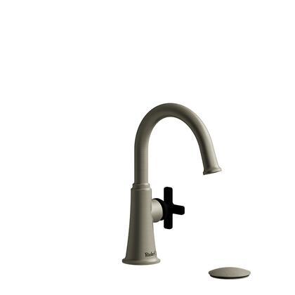 Riobel Momenti MMRDS01XBNBK05 Faucet Black, MMRDS01XBNBK