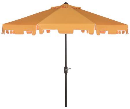 Safavieh  PAT8000F Outdoor Umbrella , pat8000f front