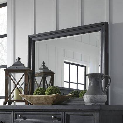 Liberty Furniture Harvest Home 879BR51 Mirror Gray, 879 br51 1