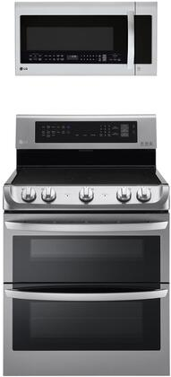 LG  1308045 Kitchen Appliance Package Stainless Steel, Main image