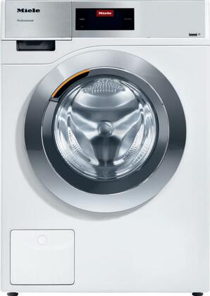 Miele PWM908DPWH 24 Little Giant Smart Compact Front Load Washer with 18 lbs. Capacity, Wi-Fi Enabled, 1500 RPM, Honeycomb Washer Drum