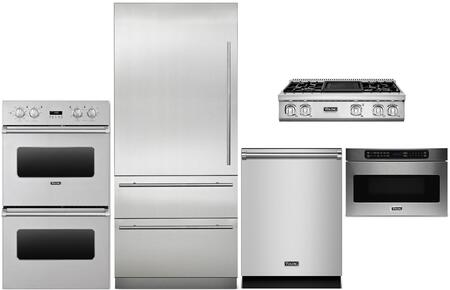 Viking 874044 Kitchen Appliance Package & Bundle Stainless Steel, main image