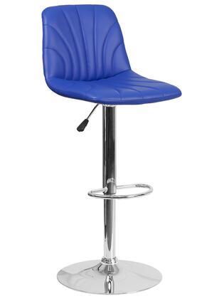 Flash Furniture DS8220 DS8220BLGG Bar Stool Blue, DS8220BLGG