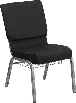 Flash Furniture Hercules FDCH02185SVJP02BASGG Accent Chair Black, FD-CH02185-SV-JP02-BAS-GG
