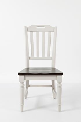 Jofran Orchard Park 1771401KD Dining Room Chair White, 1
