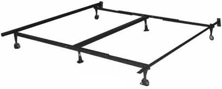 Donco  I6066RR Stationary Bed Frames Brown, Main Image