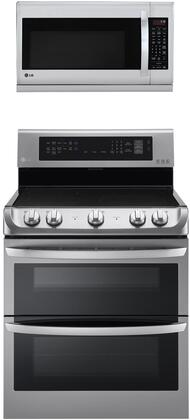LG  1308044 Kitchen Appliance Package Stainless Steel, Main  image