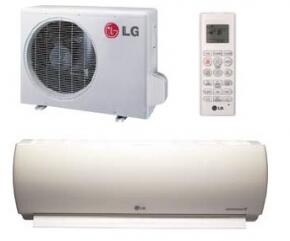 LG  LH240HV Single-Zone Mini Split Air Conditioner White, Main Image