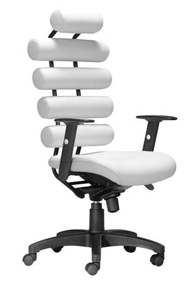 Zuo Unico 205051 Office Chair White, 205051 1