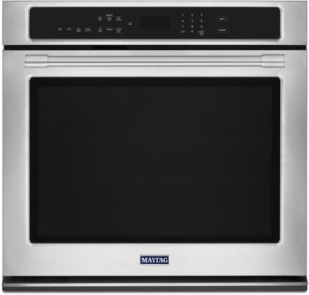 Maytag  MEW9527FZ Single Wall Oven Stainless Steel, maytag wall oven mew9527fz 1 49466