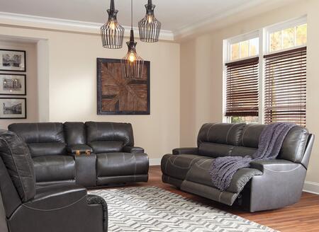 Signature Design by Ashley McCaskill U60900819452 Living Room Set Gray, Main Image