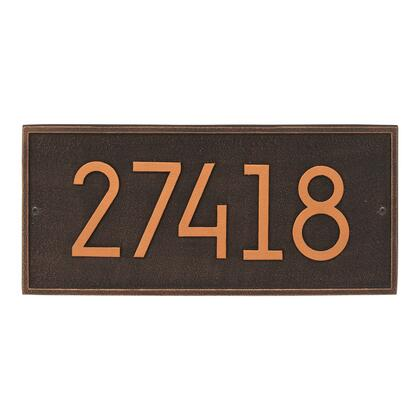Whitehall Products 3142OB Address Plaques, 3142OB KO