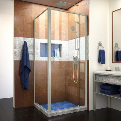 DreamLine Flex Flex Shower Enclosure RS86 34D 34RP 04